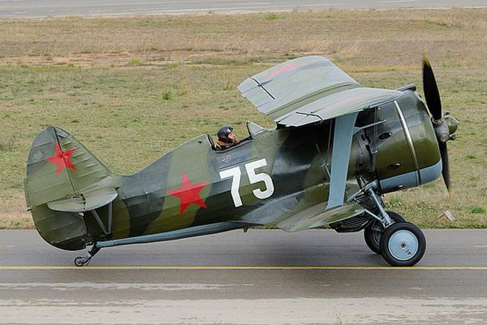 Самолёт И 153