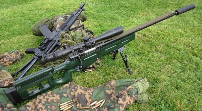 Снайперская СВ-98