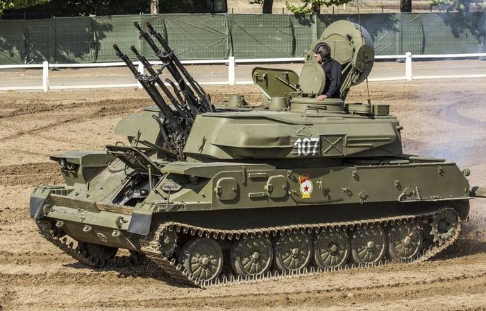 Зсу-23-4 Шилка