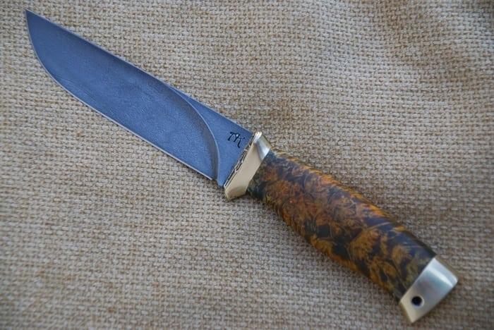 Ручная работа - булатный нож