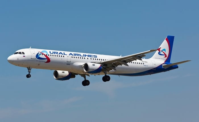 Ural Airlines Airbus A321-211