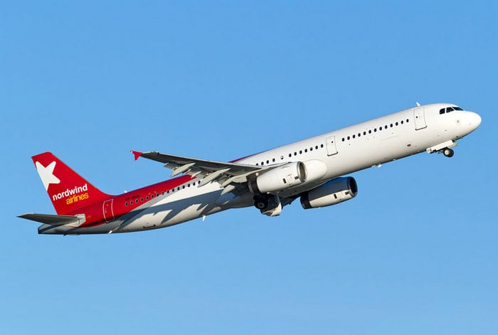 Airbus A321-200 Nordwind