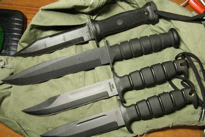 Ножи боевые