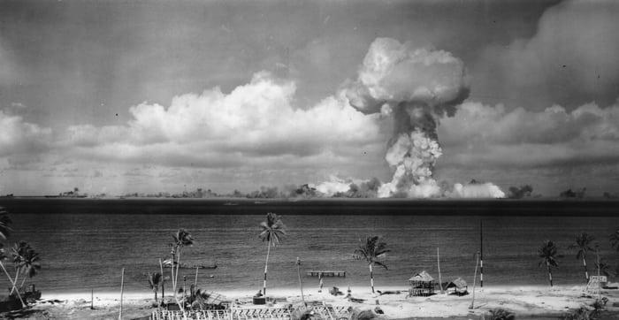 Бикини Испытание Ядерного Оружия