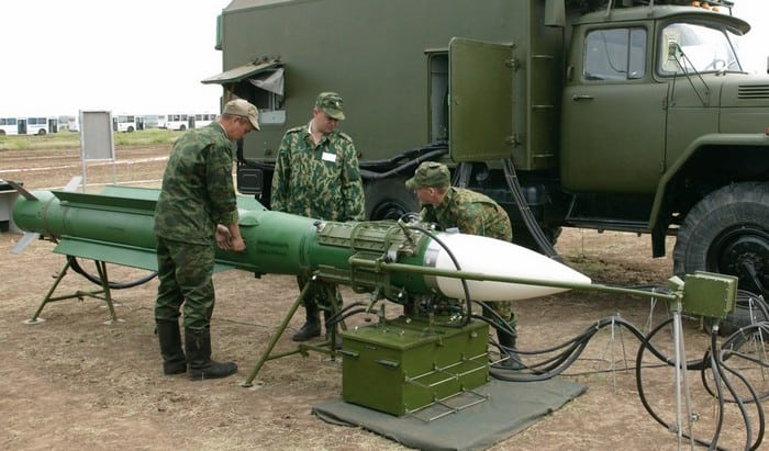 Ракета 9М38