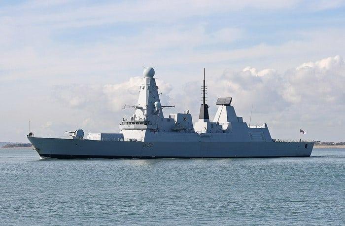 Военные корабли Великобритании