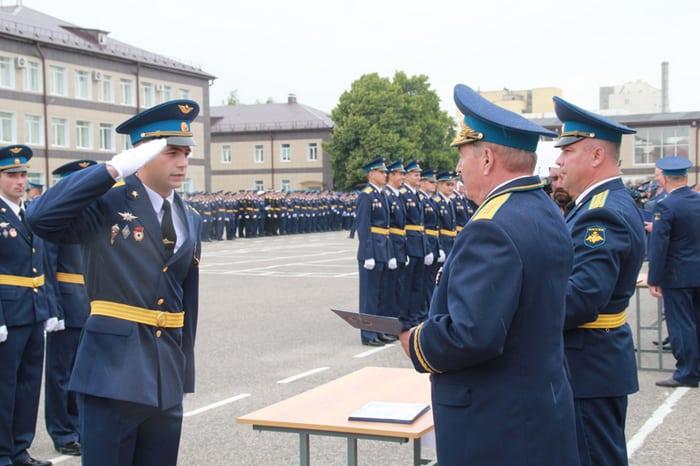 Парадная Форма Офицера ВДВ
