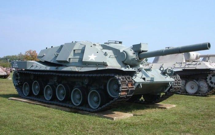 Танк MBT70