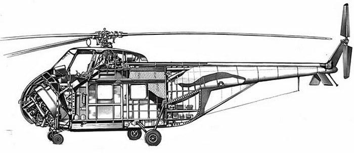 Ми-4 схема