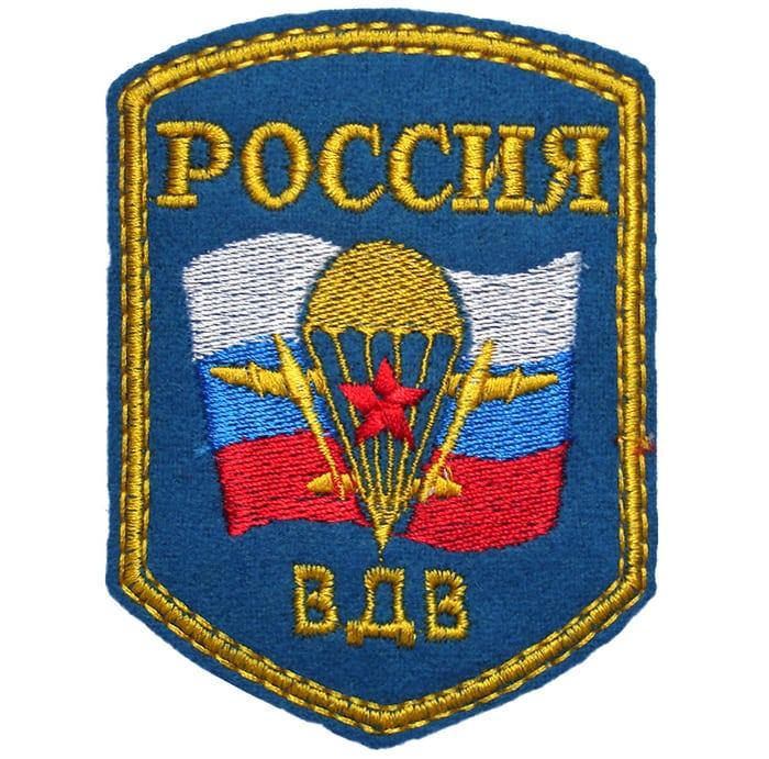 Шеврон ВДВ России