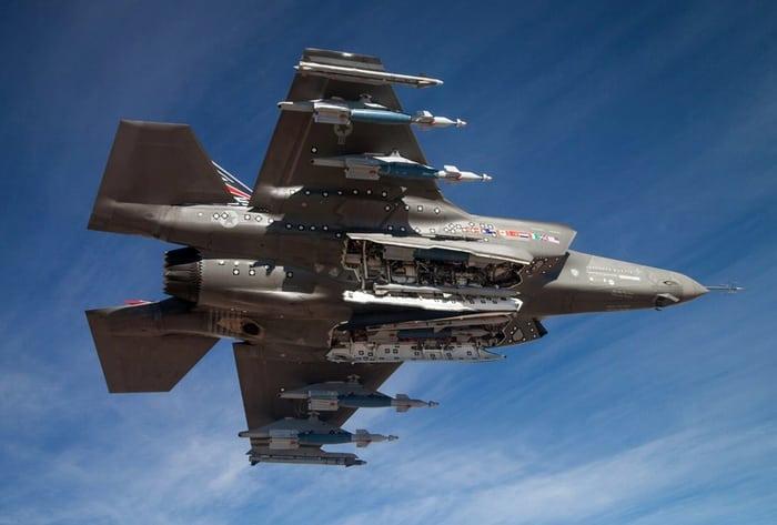 F-35 вооружение