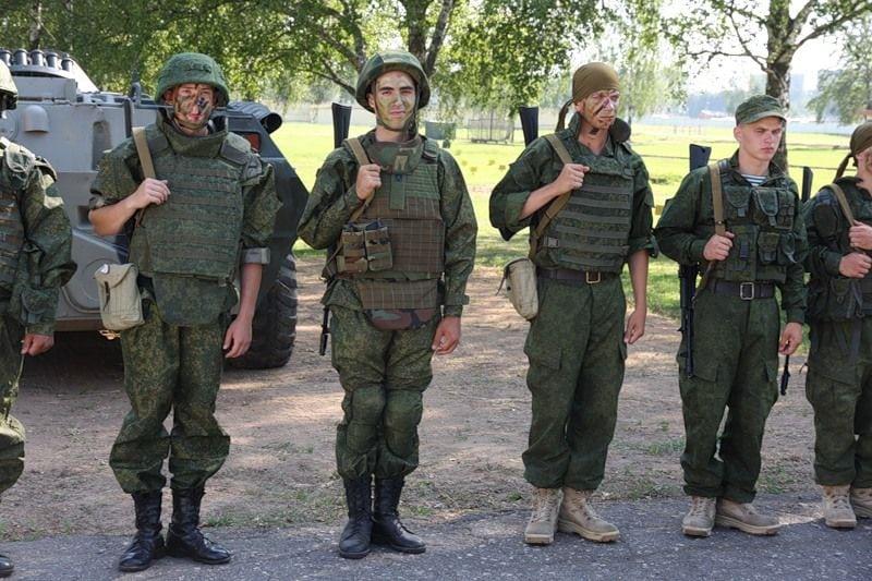 Российская военная форма