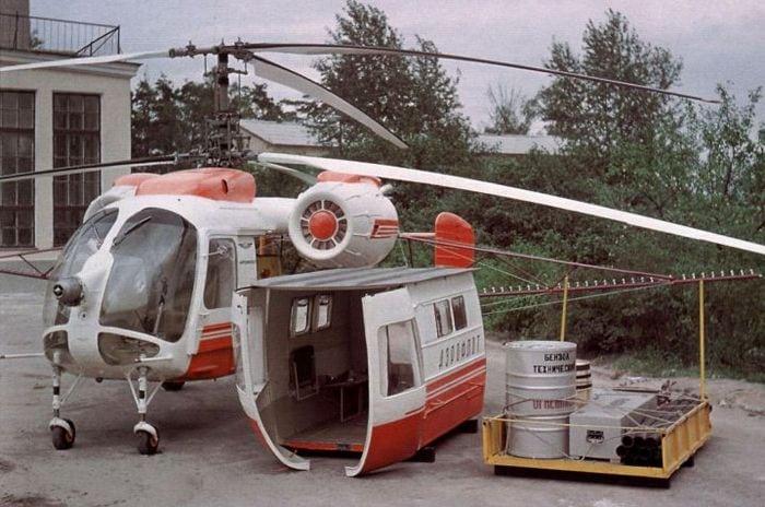 Ка-26 приставная кабина