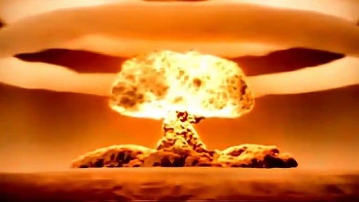 Царь-бомба взрыв