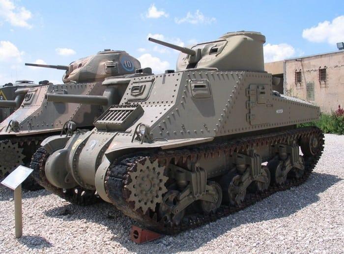 M3 Lee танк