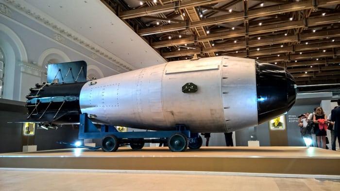 Царь-бомба СССР