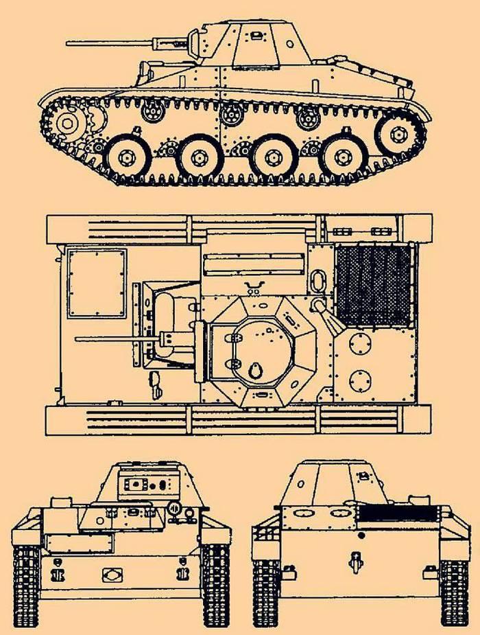 Т-60 конструкция