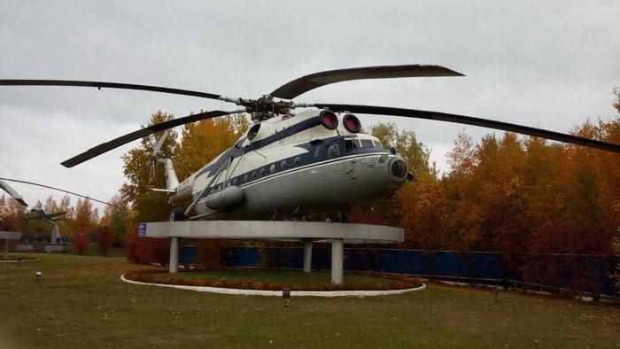 Вертолёт МИ-6