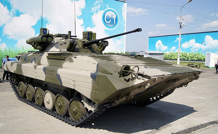 БМП-2М «Бережок»