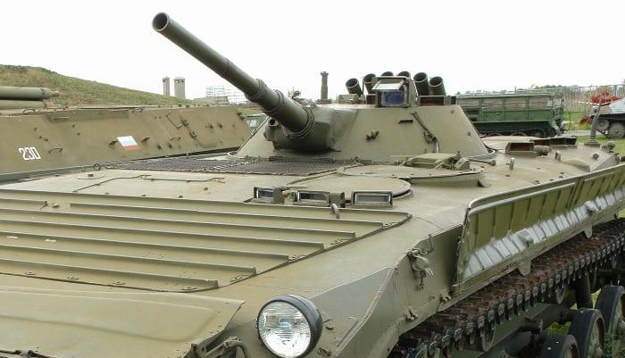 73-мм пушка 2А28 «Гром»