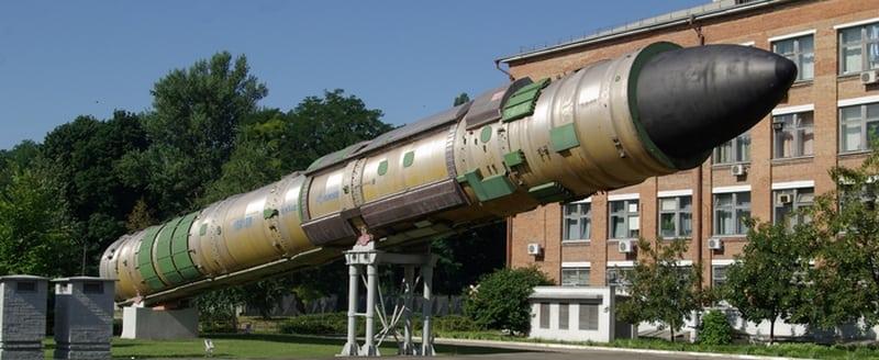 межконтинентальный ракетный комплекс