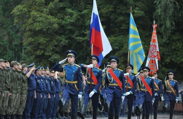Форма ВВС парад