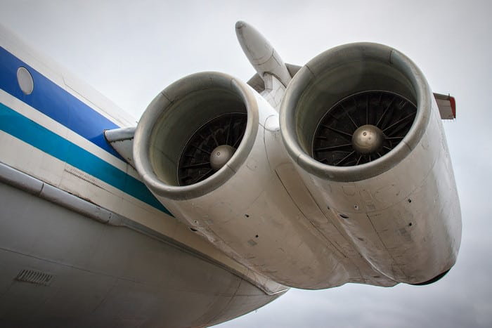 ИЛ-62 двигатели