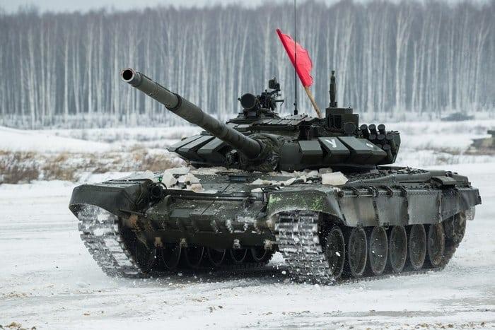 Т-72Б3 фото