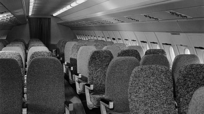 Ил-62 фото салона