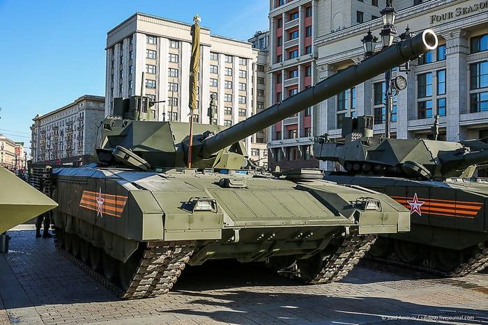 Апмата танк Т-14