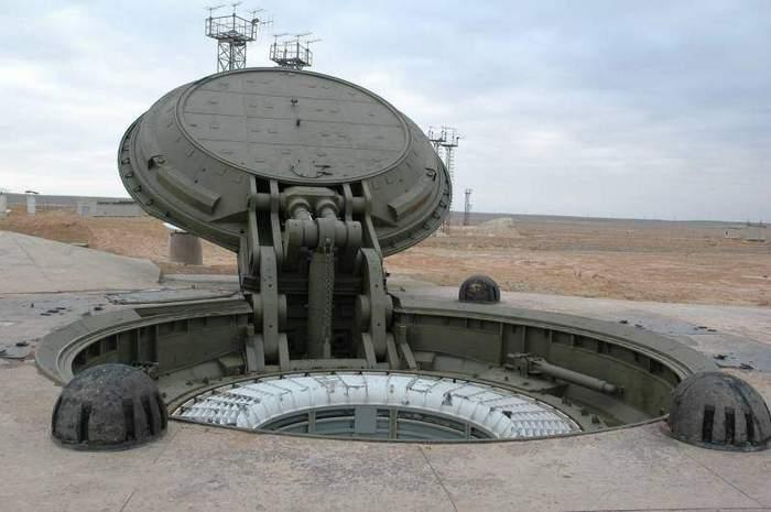 Ракетная шахта