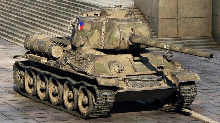 Т-34 100
