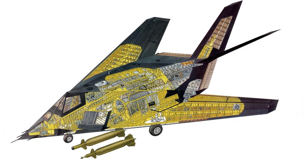 Ф-117 схема
