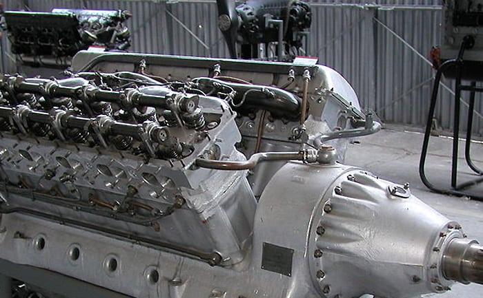 Аэродвигатель АМ-35