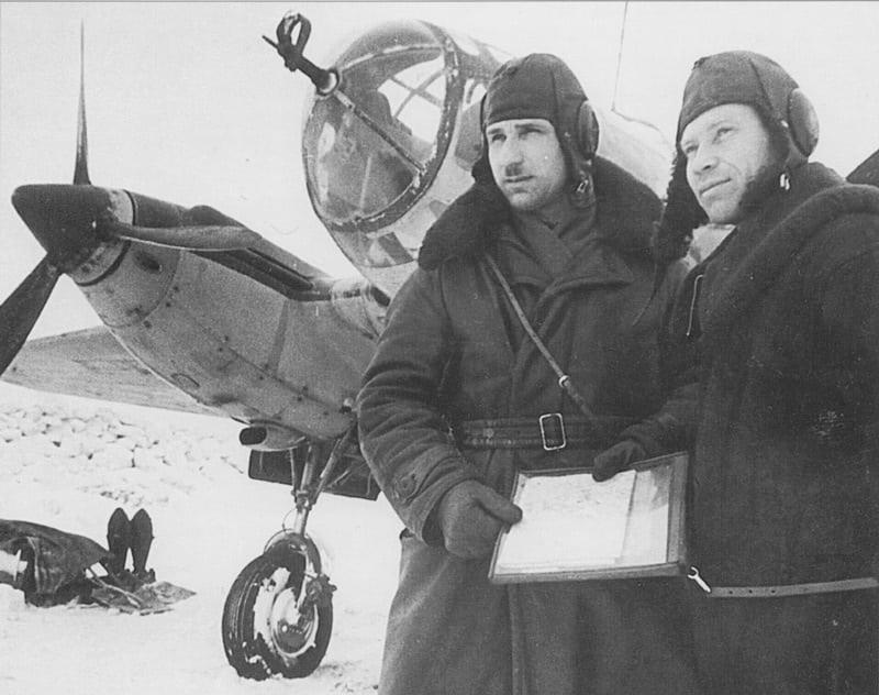Экипаж АР-2