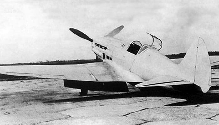 Советский скоростной истребитель
