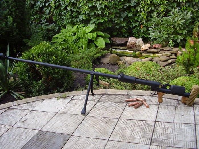 Конструкция ружья