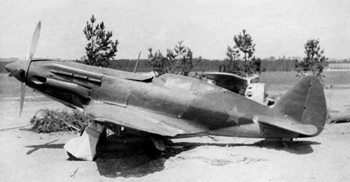 Появление МиГ-3