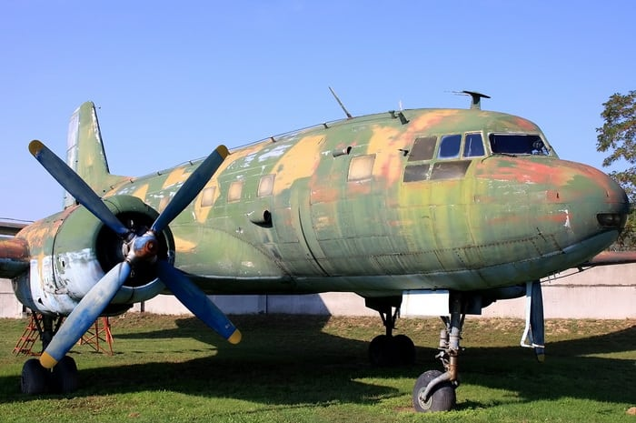 На службе ВВС Венгрии