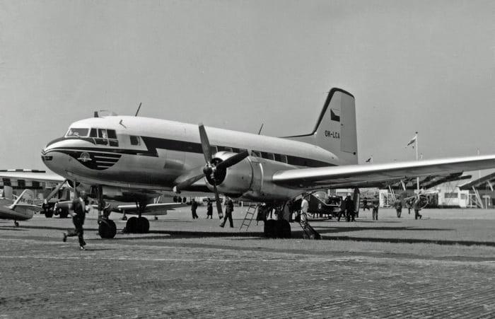 Парижский авиасалон 1957