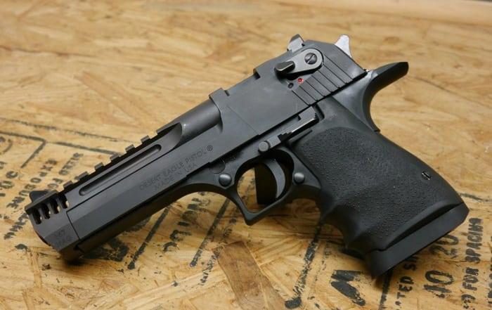 Пистолет 357 калибра