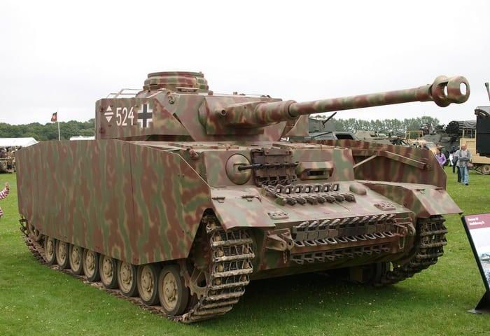 Танк Panzerkampfwagen IV