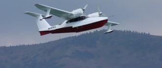 ла-8 в полете