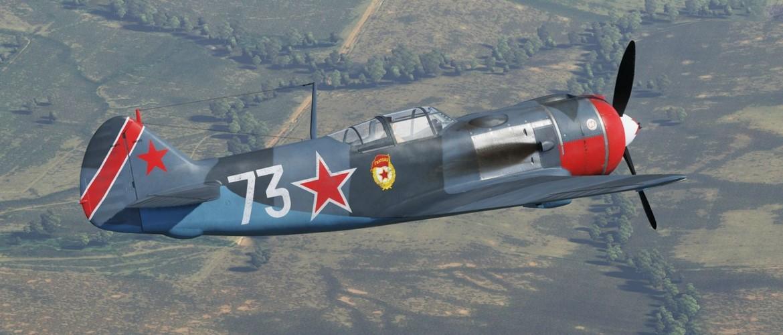 самолёт ла5