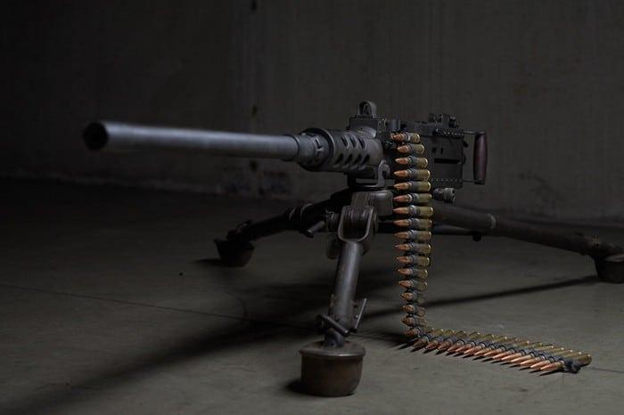 пулемёт браунинг
