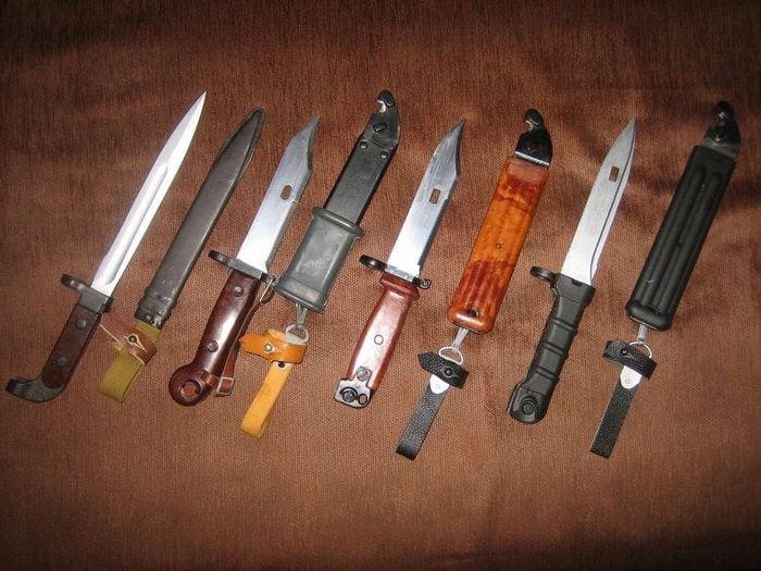 штык ножи
