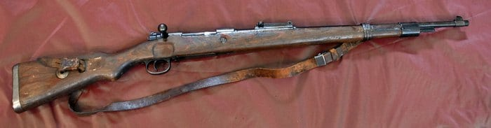 немецкая винтовка