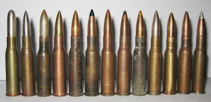 винтовочные патроны