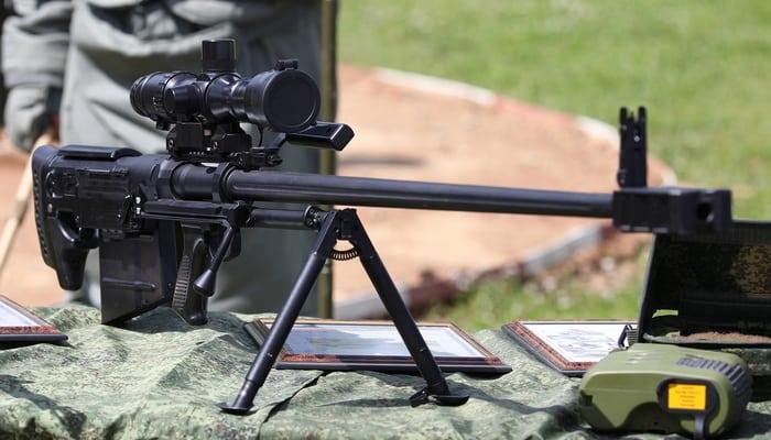 крупнокалиберная винтовка