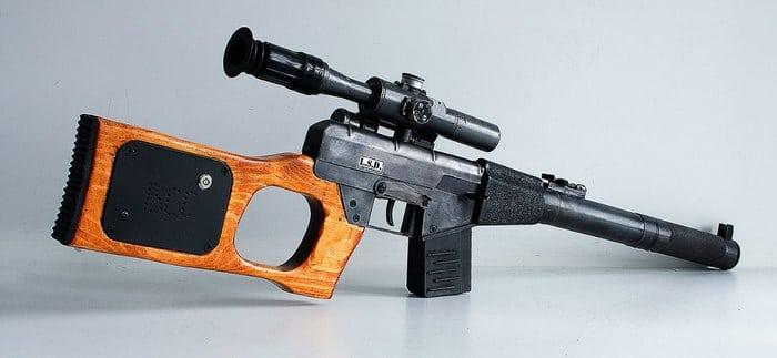 винтовка снайперская